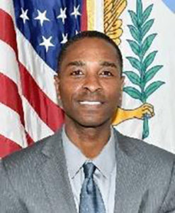 Claude Walker, Attorney General, Department of Justice