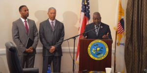 Lt. Governor Potter Holds Press Conference To Announce Delinquent Property Tax Auctions